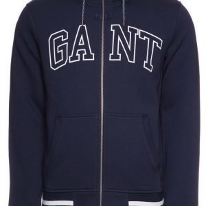 Gant Outline Full Zip Hoodie Collegehuppari