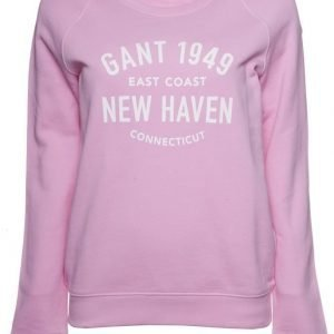 Gant Pastel Collegepusero