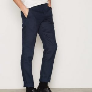 Gant Rugger R1. Linen Smarty Pants Housut Navy