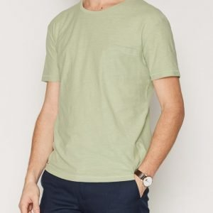 Gant Rugger R1. The Organic Loose Tee T-paita Green