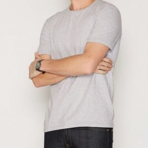 Gant Rugger R1. The Organic Tee T-paita Grey Melange