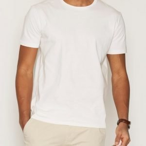 Gant Rugger R1. The Organic Tee T-paita White
