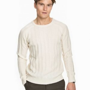 Gant Rugger The Rua Rib Pusero Cream