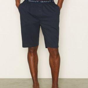 Gant Seasonal Pajama Shorts Pyjamashortsit Navy
