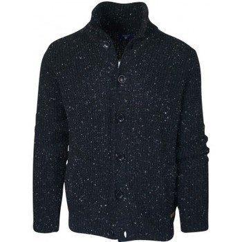 Gant cardigan noir
