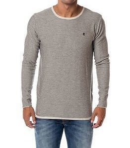 Garcia Jeans Stripe Pullover Light Grey