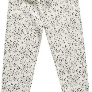 Gardner and The Gang Gardner & The Gang Leggingsit Love Fur Off White