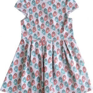 Gardner and the gang Mekko Swirl dress Bert Grey