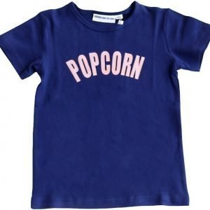 Gardner and the gang T-paita The cool tee Popcorn Blue