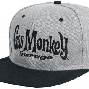Gas Monkey Garage Logo Snapback Lippis