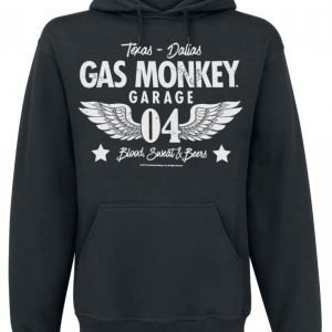 Gas Monkey Garage Wings Huppari