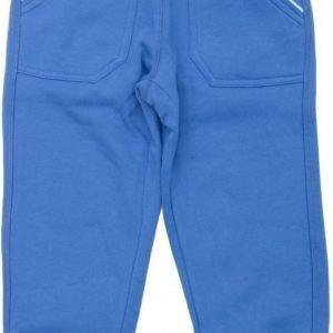Geggamoja Collegehousut College Pants Kirkkaansininen Blue