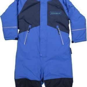 Geggamoja Haalari Winter Overall Sininen Blue