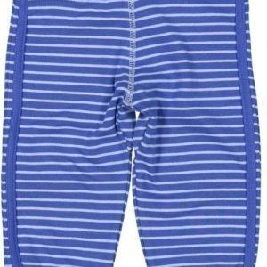 Geggamoja Housut Baby Pants Kirkkaansininen/Vaaleansininen Blue
