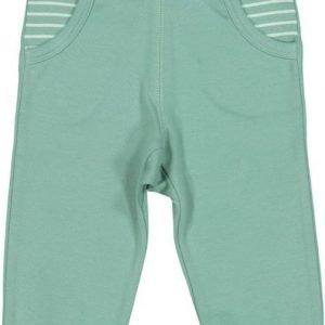 Geggamoja Housut Baby Pants Usvanvihreä Green