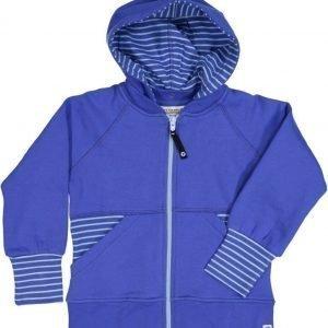 Geggamoja Huppari College Hoodie Kirkkaansininen Blue