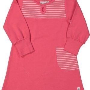 Geggamoja Mekko Pocket Dress Vadelmanpunainen/Vaaleanpunainen