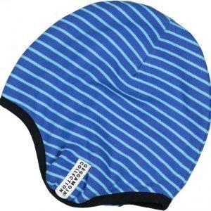Geggamoja Pipo Helmet Hat Sininen/Turkoosi Blue