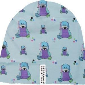 Geggamoja Pipo Limited Edition Fleece Doddi sininen Light pink