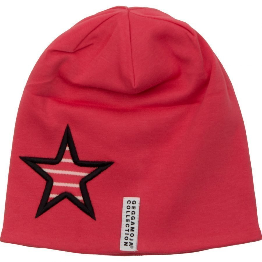 Geggamoja Pipo fleecevuorilla Star Cap Light pink