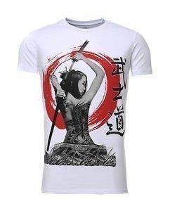 Geisha White