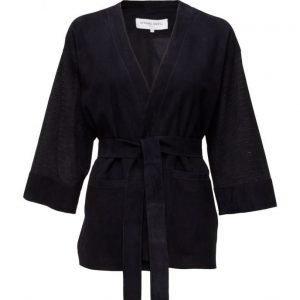 Gerard Darel Leather Garment nahkatakki