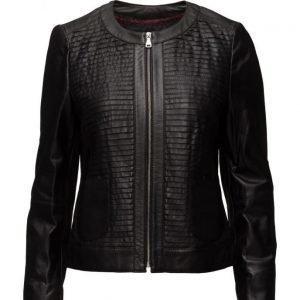 Gerry Weber Blazer / Jacket Leather nahkatakki