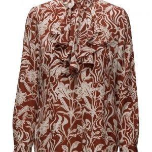 Gestuz Lizzy Shirt Ye16 pitkähihainen pusero