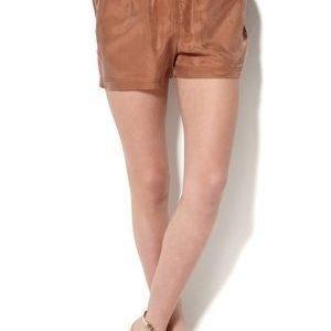 Gestuz Nero Shorts ruskea
