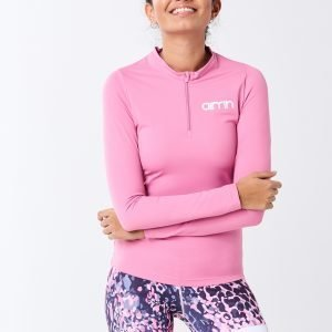 Gina Tricot Aimn Long Sleeve Top Toppi Pink