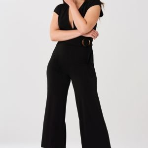 Gina Tricot Beata Haalari Black