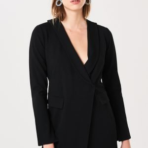 Gina Tricot Camy Blazer Dress Mekko Black
