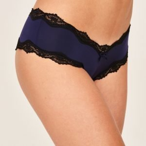 Gina Tricot Day Brazilian Alushousut Evening Blue