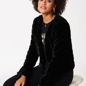 Gina Tricot Ella Takki Black