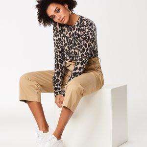 Gina Tricot Elsa Pusero Leopard