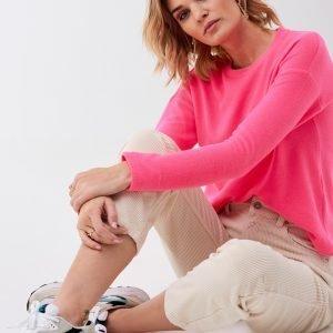 Gina Tricot Elsa Pusero Neon Pink