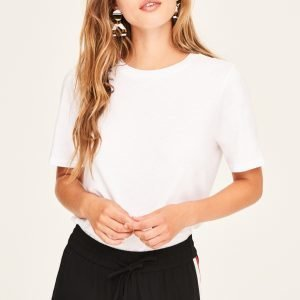 Gina Tricot Emma Tee T-Paita White