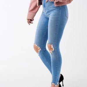 Gina Tricot Gina Petite Jeans Farkut Lt Blue Dest G