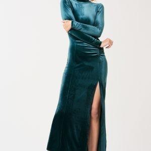 Gina Tricot Irma Maxi Drape Dress Mekko June Bug