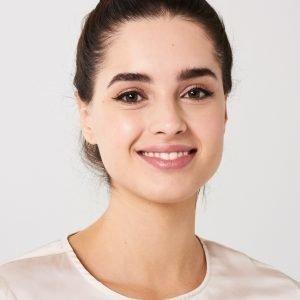 Gina Tricot Izabella Scrunchie Hiuslenkki Black