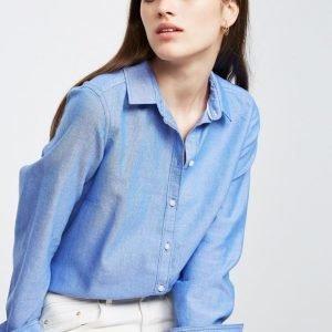 Gina Tricot Jessie Paitapusero Cobolt Blue