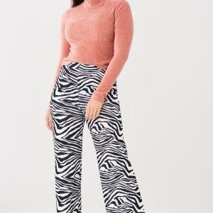 Gina Tricot Julia Housut Zebra