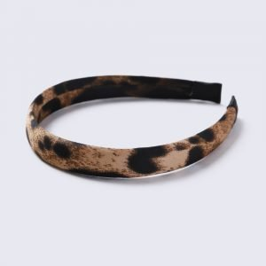 Gina Tricot Leopard Print Alice Band Hiusnauha Brown Multi