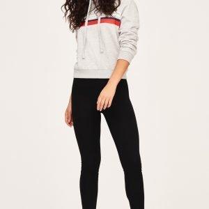 Gina Tricot Lexie Highwaist Leggings Leggingsit Black
