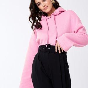 Gina Tricot Lisa Hood Huppari Prime Pink