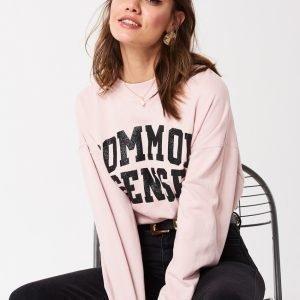 Gina Tricot Luna Pusero Pink Haze