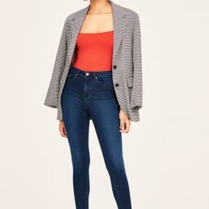 Gina Tricot Molly Going Out Jeans Farkut Blue