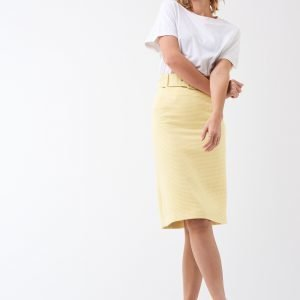 Gina Tricot Reese Hame Yellow