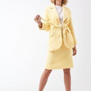 Gina Tricot Reese Jakku Yellow