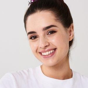 Gina Tricot Siri Big Scrunchie Hiuslenkki Pink